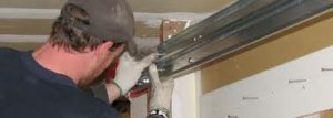 Garage Door Tracks Repair Bolton